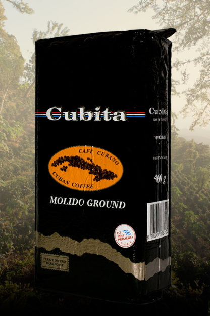 Café Cubita oscuro, gemahlen 460g-0