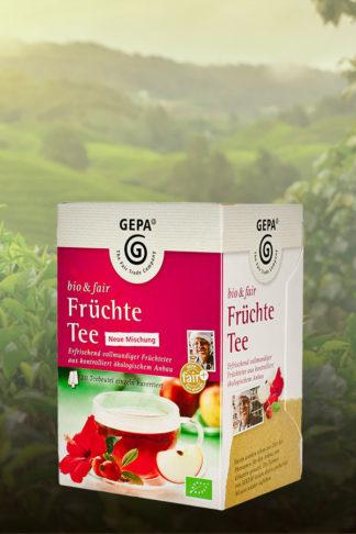 Bio-Früchtetee, Teebeutel, 40g-0