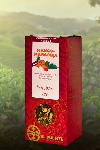 Bio-Früchtetee, lose, Maracuja-Mango 100g-0